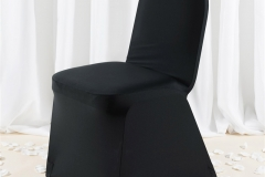 black_spandex_chair_cover rental idaho