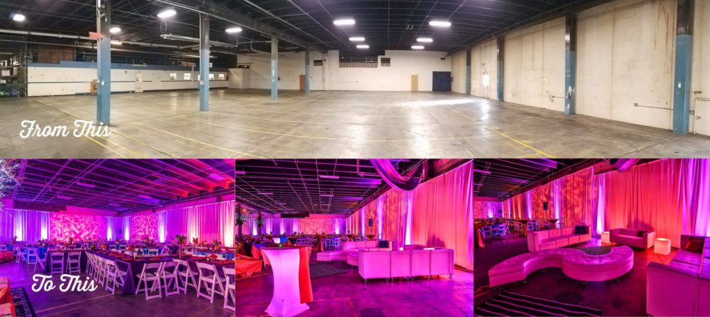 Wedding and Event Rentals and Production Twin Falls Sun Valley