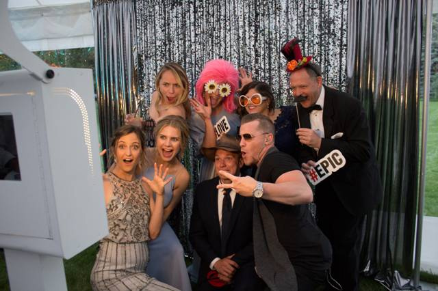 Open Style Photo Booth