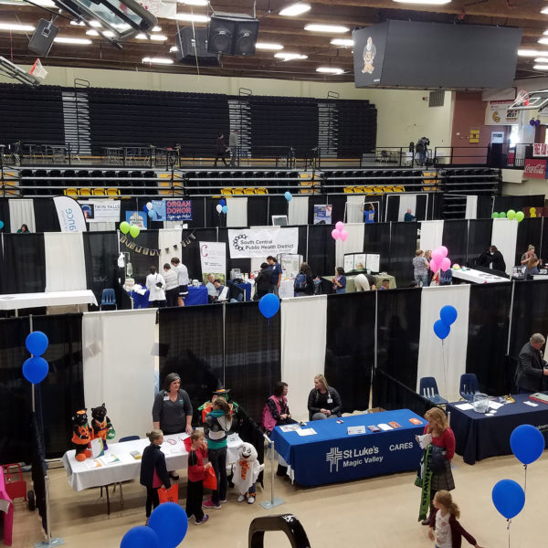 Trade Show Booths Sun Valley Twin Falls Magic Valley