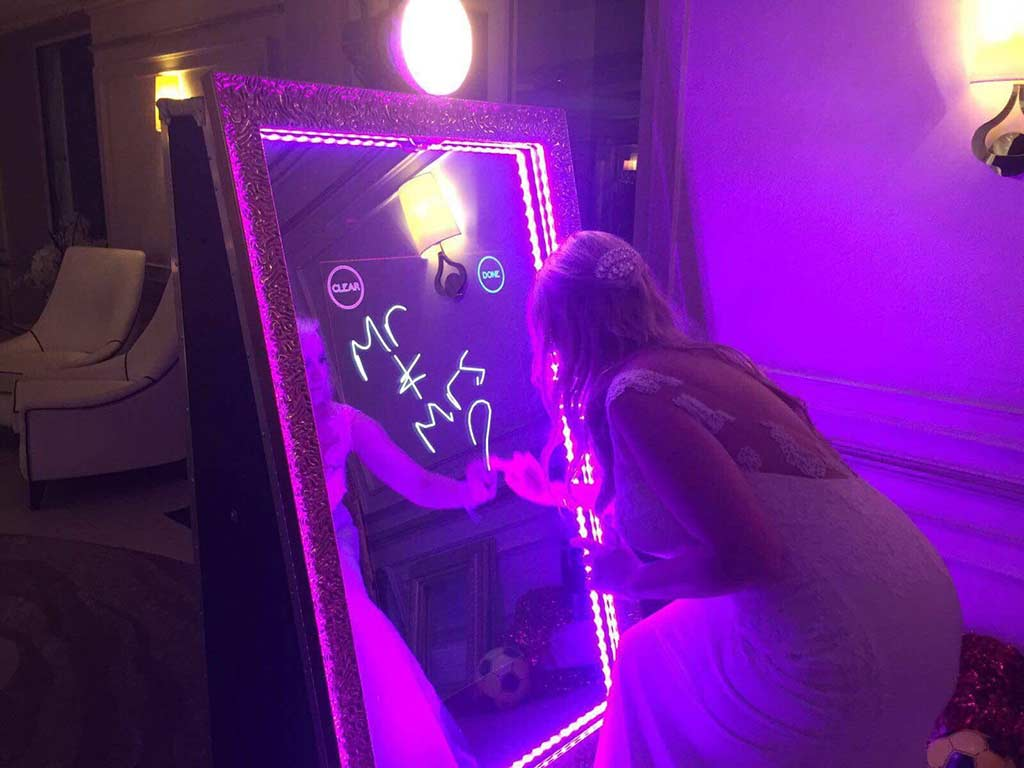 Magic Mirror Photo Booth