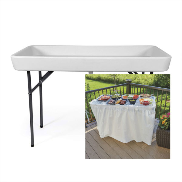 Ice Chiller Table Rental