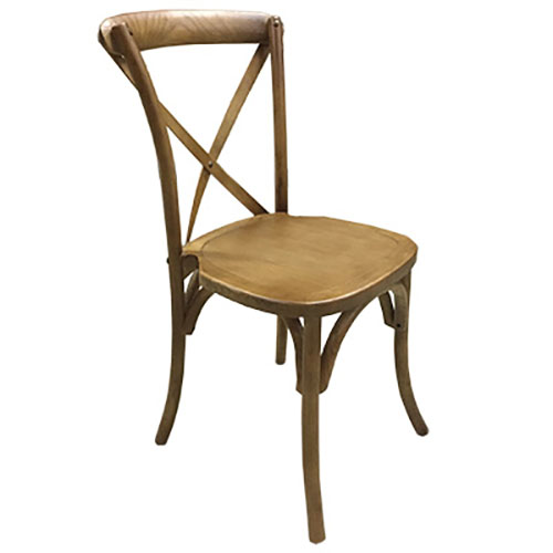 Rustic-X-Back-Chair Rental