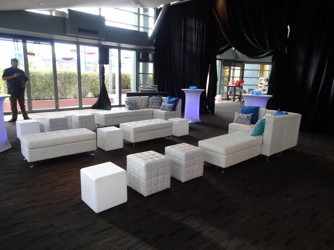 Corporate Event Furniture Rental